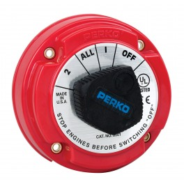 Pergo Battery Selector Switch