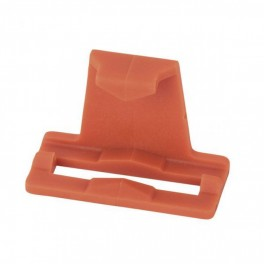 CABLE CONNECTOR MOUNTING CLIP SINGLE