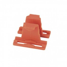 CABLE CONNECTOR MOUNTING CLIP DOUBLE