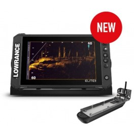 Lowrance ELITE FS 7 AI 3-IN-1 met transducer