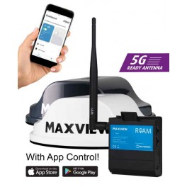 Maxview Roam mobile 4G/5G / WiFi-Antenne inkl. Router